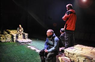 Adrians Wall Malvern Theatres 2014