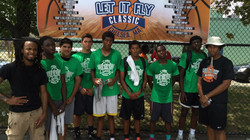 Team Beacon Academy with Coaches Roger Perez and Kingsley Umemba