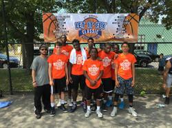 Team Cambridge with Coach Geo