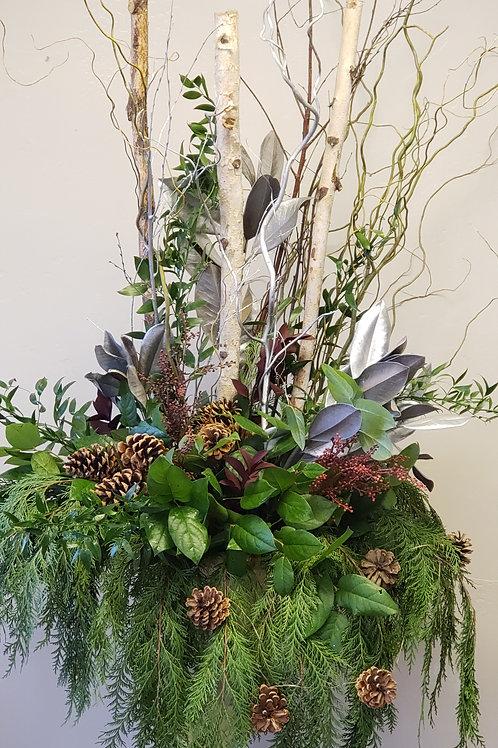 Royal Christmas Arrangement