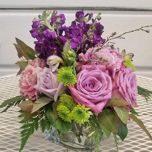 Delicate Magic Shades Bouquet