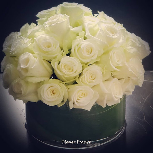 Romantic Day (36 Roses)