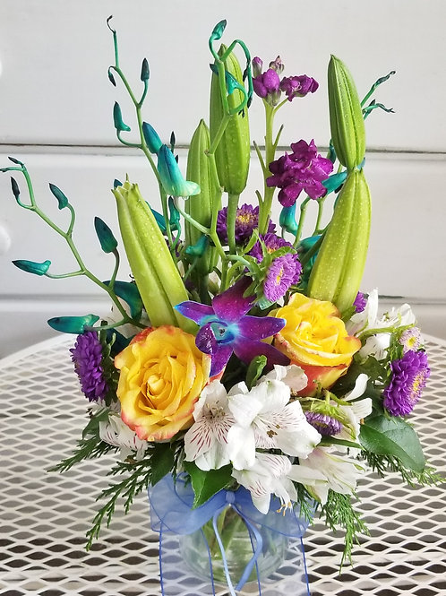Fantasy Shades Bouquet