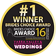 Yarra Valley Brides Choice Award WINNER