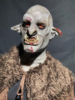 Latex Mask fabricated by Tania