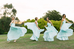 Sarah's Bridesmaids - 2016