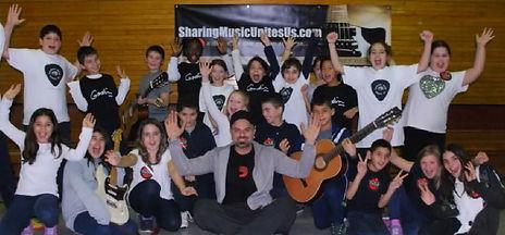 John F. Kennedy, Laval, SWLSB, Sir Wilfrid Laurier School Board, Guitar Teacher, Artist JAYE, The Sharing Music Unites Us™ cause