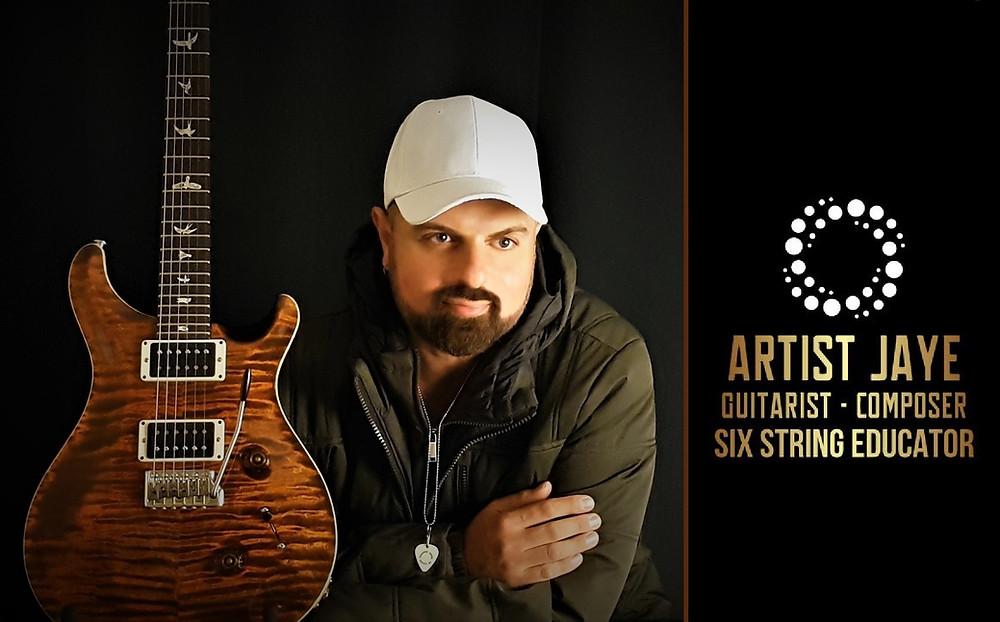 Artist JAYE | Premier Guitar Coach | Musicologist