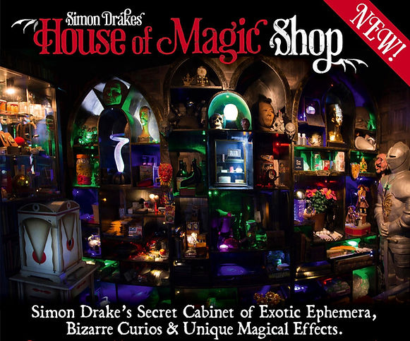 House of magic shop