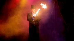 Stunning magic show