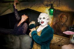 Haunted cellar, spooky fun