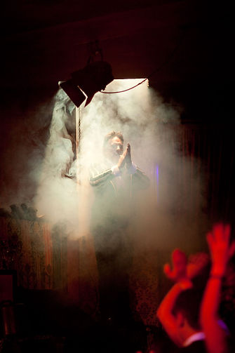 Simon Drake's spectacular show at The House of Magic
