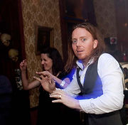 tim minchin, the house of magic, halloween, haunted house, secret cabaret, top London entertainment venue