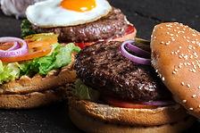 Twee Heerlijke Hamburgers