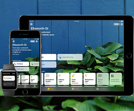 home kit apple India automation