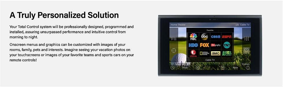 TV Control automation - Smartspaces