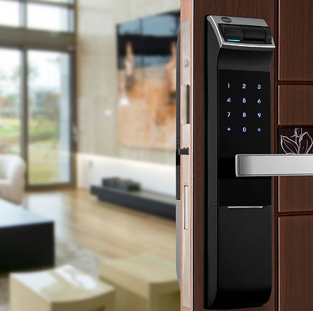Yale-digital-door-lock-SmartSpaces