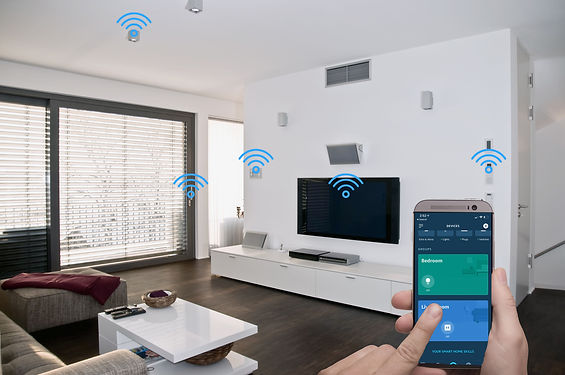 wifi based automation Smartspaces