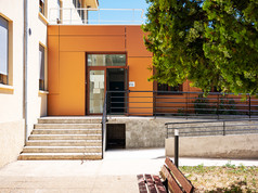 Extension de l'Hôpital de Corte