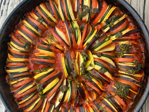 Smoked Ratatouille