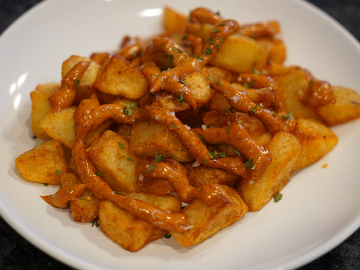 Easy Patatas Bravas Recipe