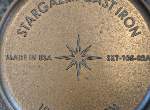 Stargazer Cast Iron - Product Review