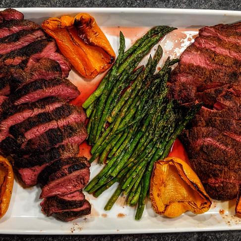 Perfect Reverse Sear Tri-tip Steak
