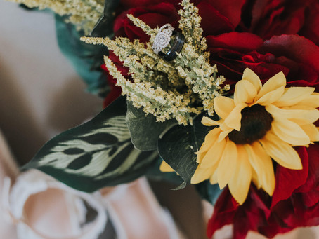 4 Fall Wedding Color Palettes We Love!