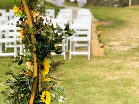 A Fairy Tale Gulf Coast Wedding | Britainy and Nick