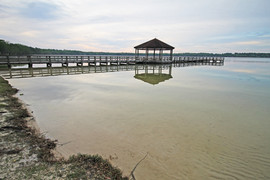 The Pier at Lake Jackson