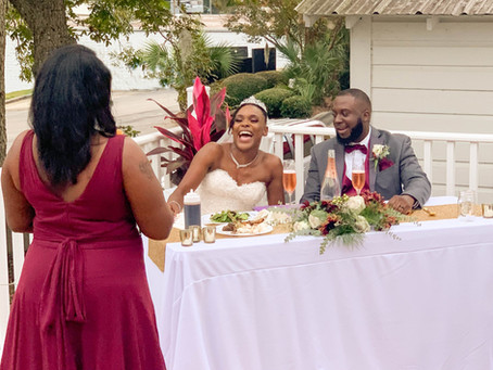 How to Include Wedding Guests Who Can't Attend Your Wedding