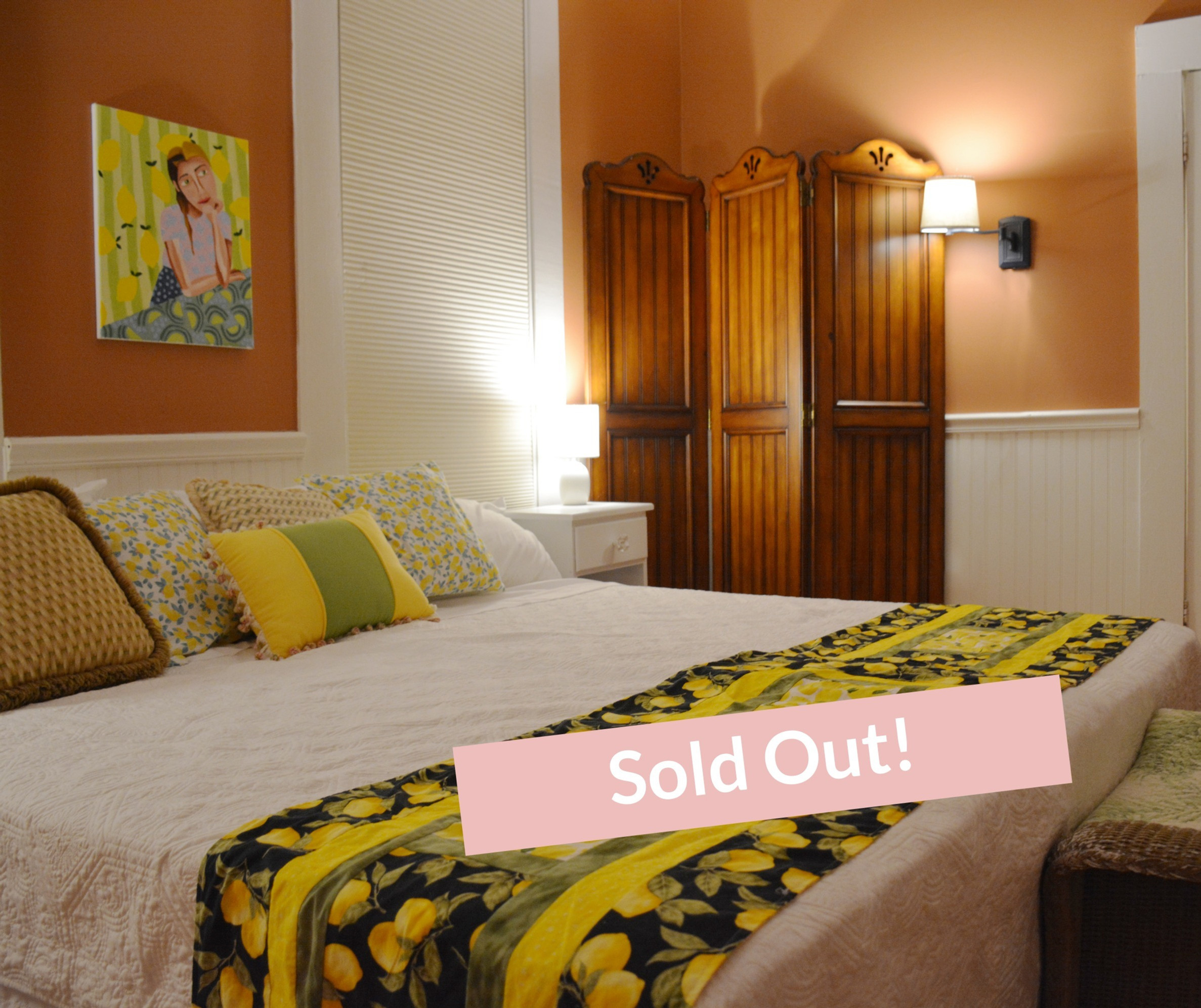 SOLD OUT Downstairs Private Room
