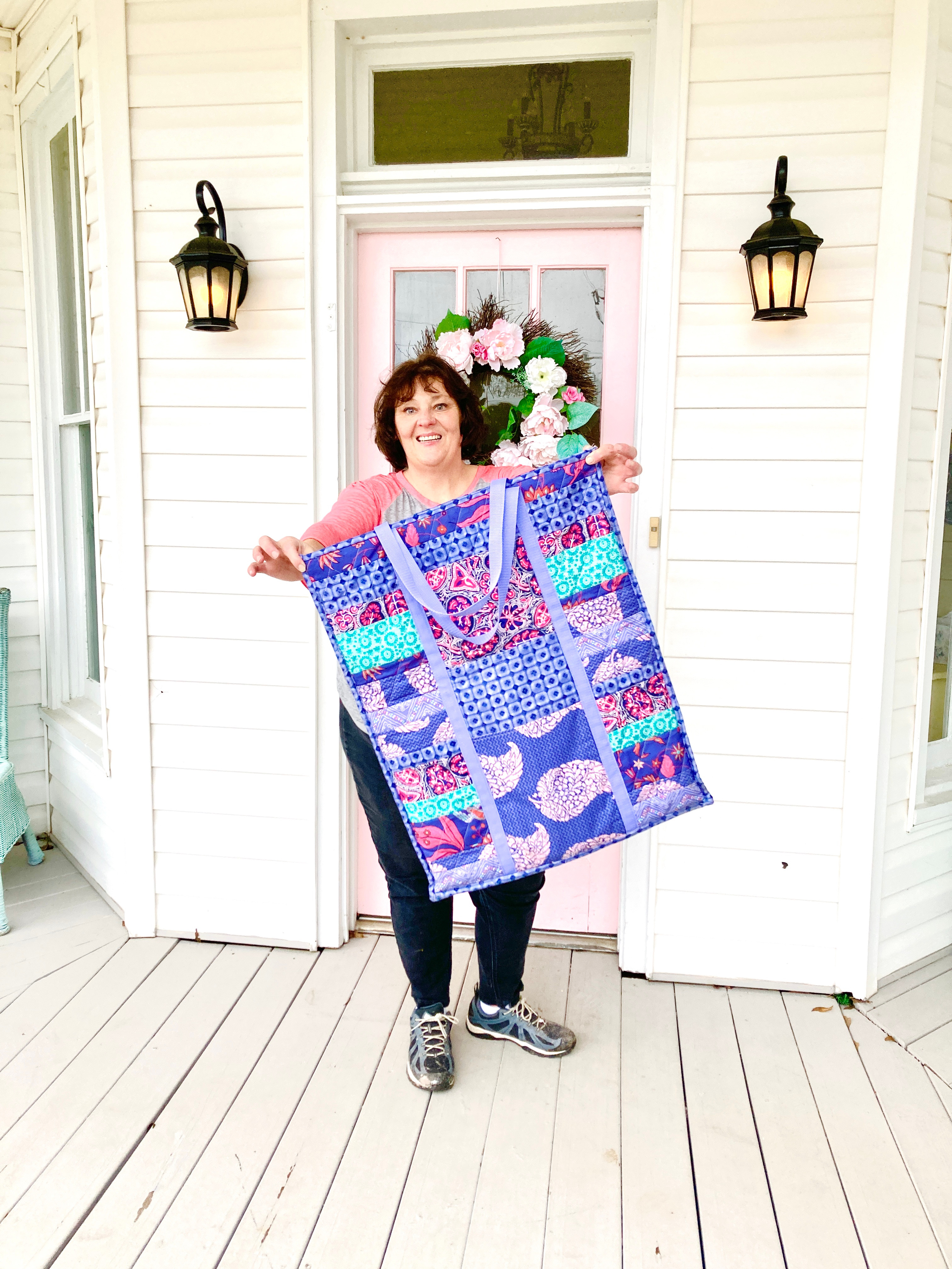 Locals Only ~ Tote-ally Quilted Retreat!