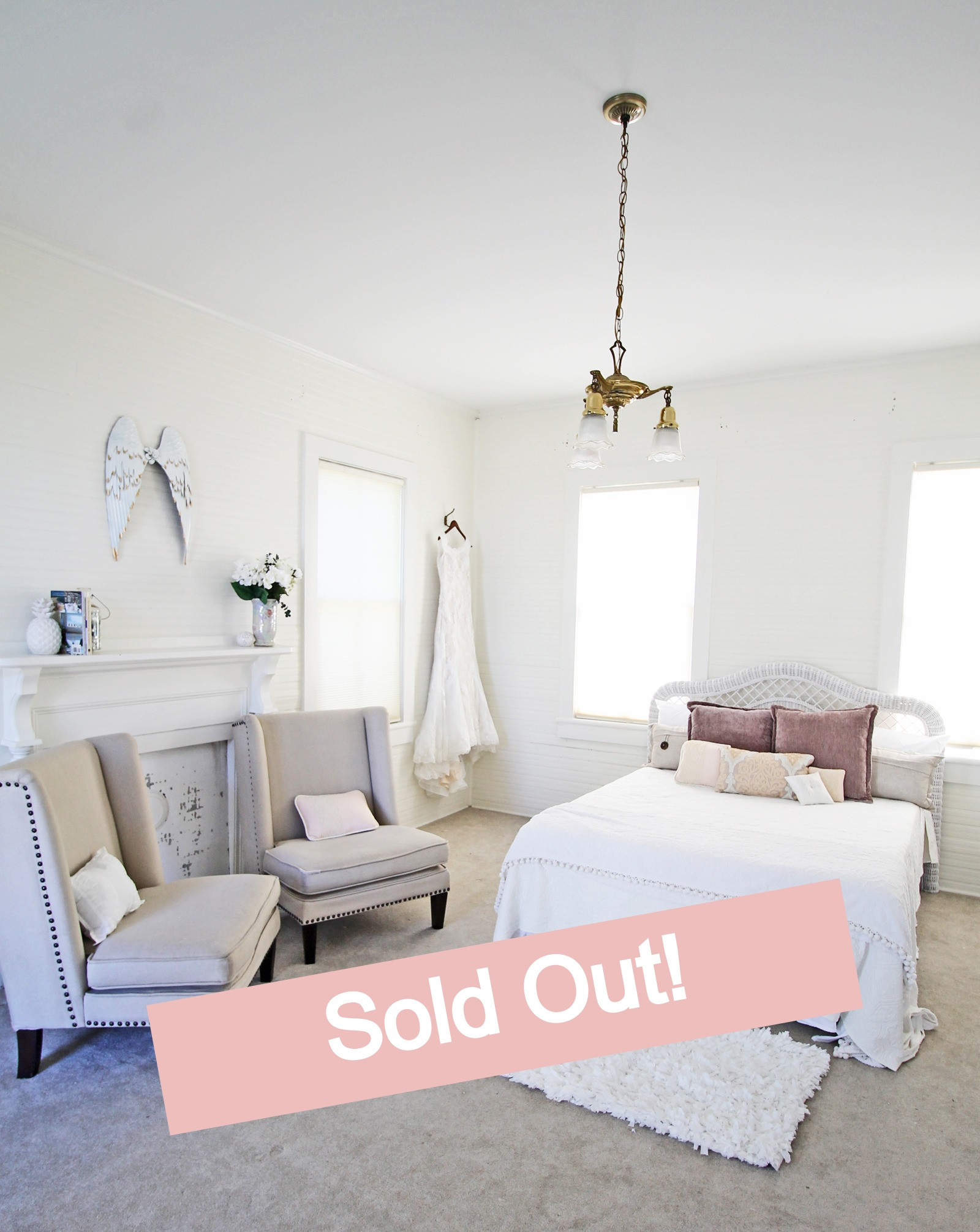 SOLD OUT Upstairs Private Room