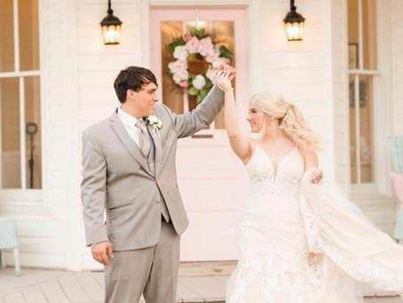A Vibrant Floral Wedding | Hanna & Logen