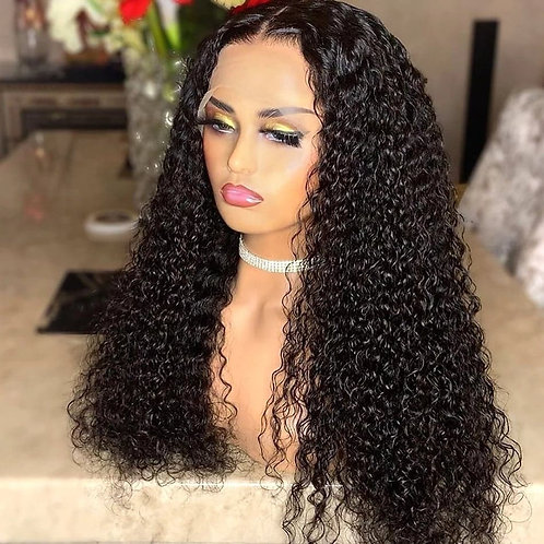 """Deep Lace Front Wig18"""""""