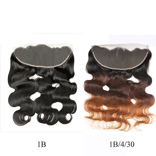 Lace frontal 13x4 Straight 12""