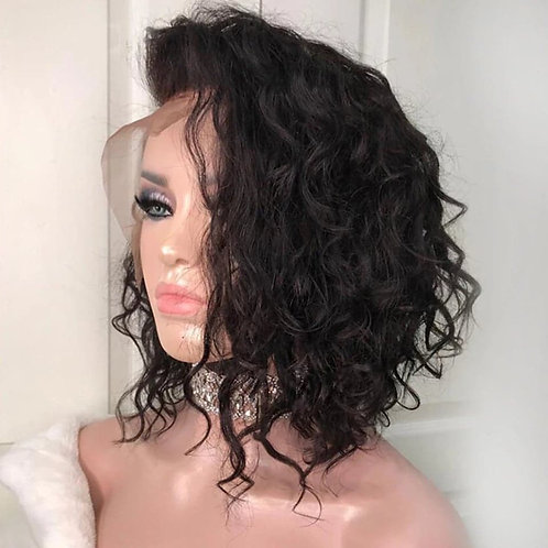 Body Wave  Lace Wig 16""