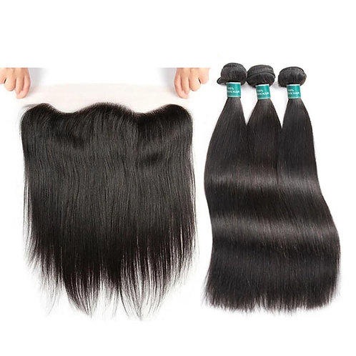 """Tissage 3X26 + 16""""frontal"""