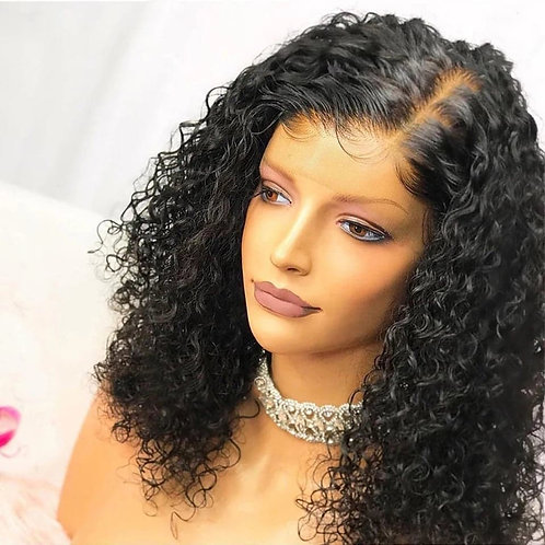 Lace Front Human  8""
