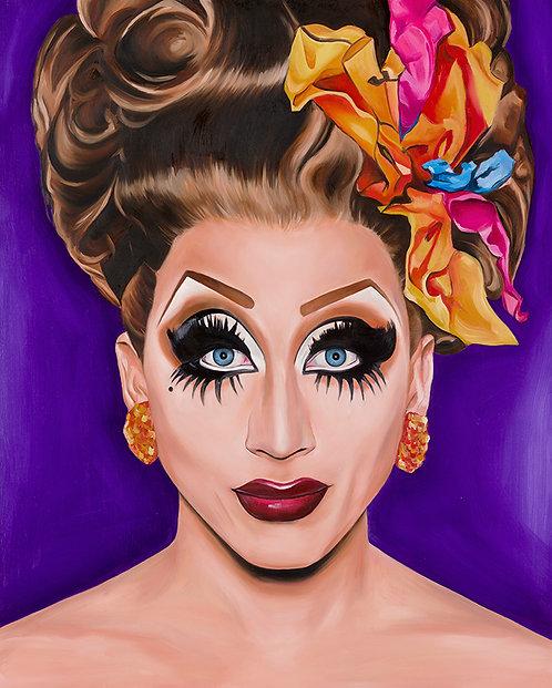 Bianca Del Rio Giclée Art Print