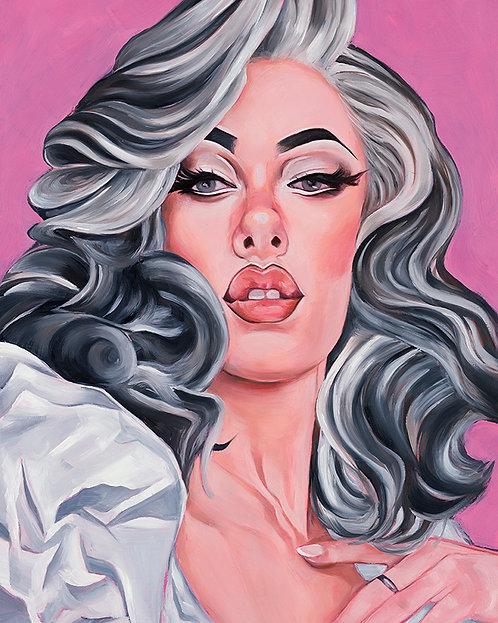 Gigi Goode Giclée Art Print