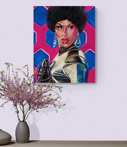 """Shea Coulee Original Oil Painting - 20""""x16"""""""
