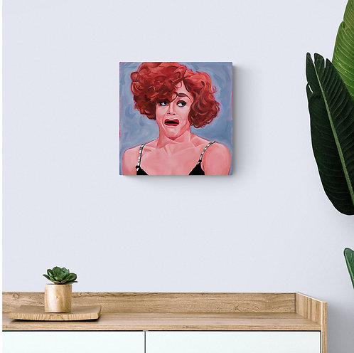 """Tammie Brown Original Oil Painting 12""""x12"""""""