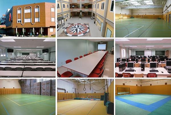 Instalaciones deportivas FCAFD