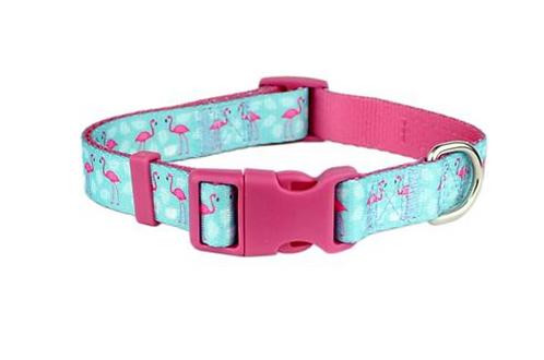 Flamingo Collar \ Leash