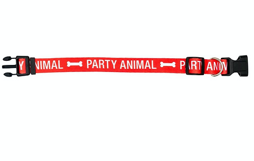 Party Animal Collar