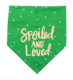 Spoiled and Loved Bandana M\L