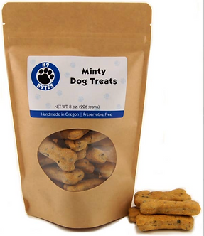 Minty Dog Treats