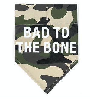 Bad To The Bone Bandana M\L